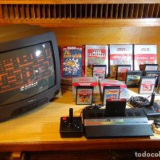 Videojuegos y Consolas: ATARI 2600 CON JUEGOS. Lote 199096490