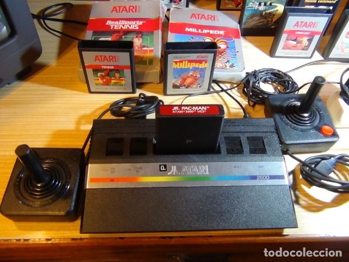 Videojuegos y Consolas: Atari 2600 con juegos - Foto 2 - 199096490