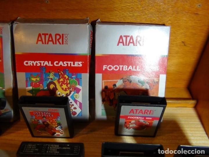 Videojuegos y Consolas: Atari 2600 con juegos - Foto 5 - 199096490