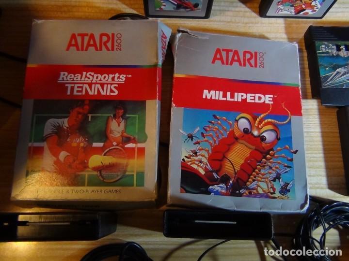 Videojuegos y Consolas: Atari 2600 con juegos - Foto 7 - 199096490