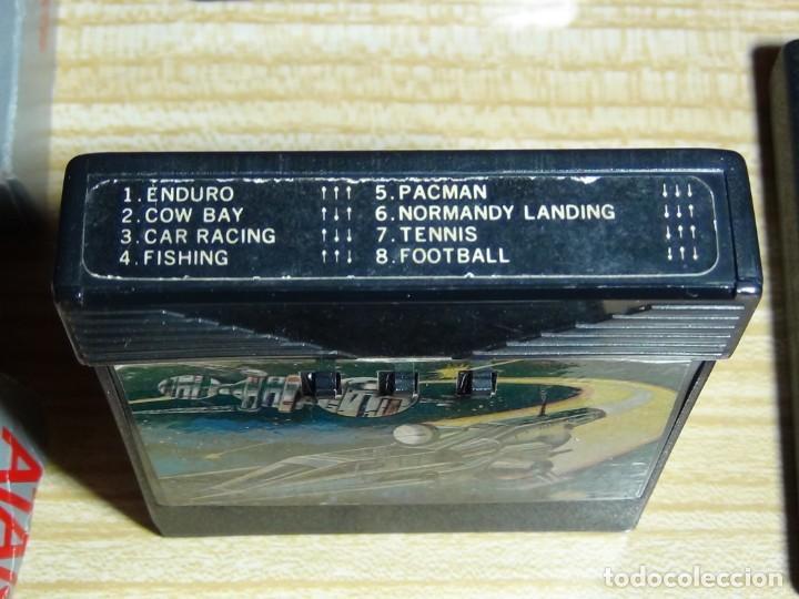 Videojuegos y Consolas: Atari 2600 con juegos - Foto 13 - 199096490