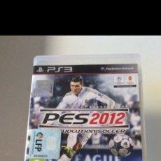 Videojuegos y Consolas: PLAY STATION 3 - PRO EVOLUTION SOCCER 2012 - PES 2012. Lote 199309327