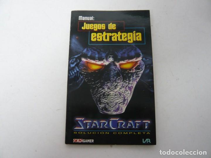StarCraft - Guía del juego de OK PC Gamer / Retro Vintage segunda mano
