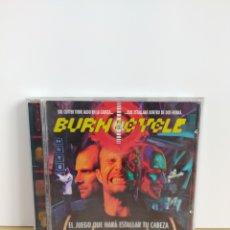 Jeux Vidéo et Consoles: CDI CD I PHILIPS BURN CYCLE. Lote 199830408
