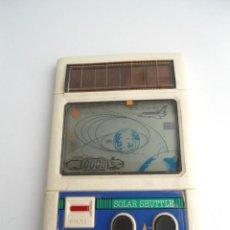 Videojuegos y Consolas: SOLAR SHUTTLE - CASIO GAME & WATCH - MOD. CG-10 SOLAR 1982 - FUNCIONANDO. Lote 199887270