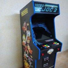 Videojogos e Consolas: MÁQUINA RECREATIVA ARCADE RESTAURADA VIDEO JOC 2. Lote 199891222