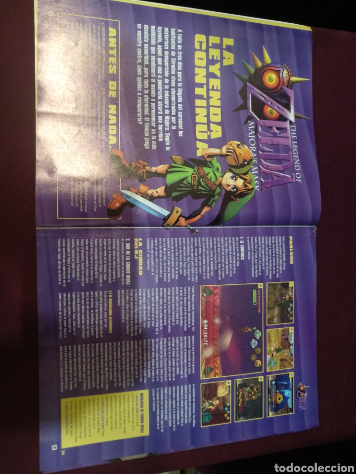 Videojuegos y Consolas: Guías completas, Zelda, Dino crisis, Shemue, hobby consolas - Foto 2 - 200527961