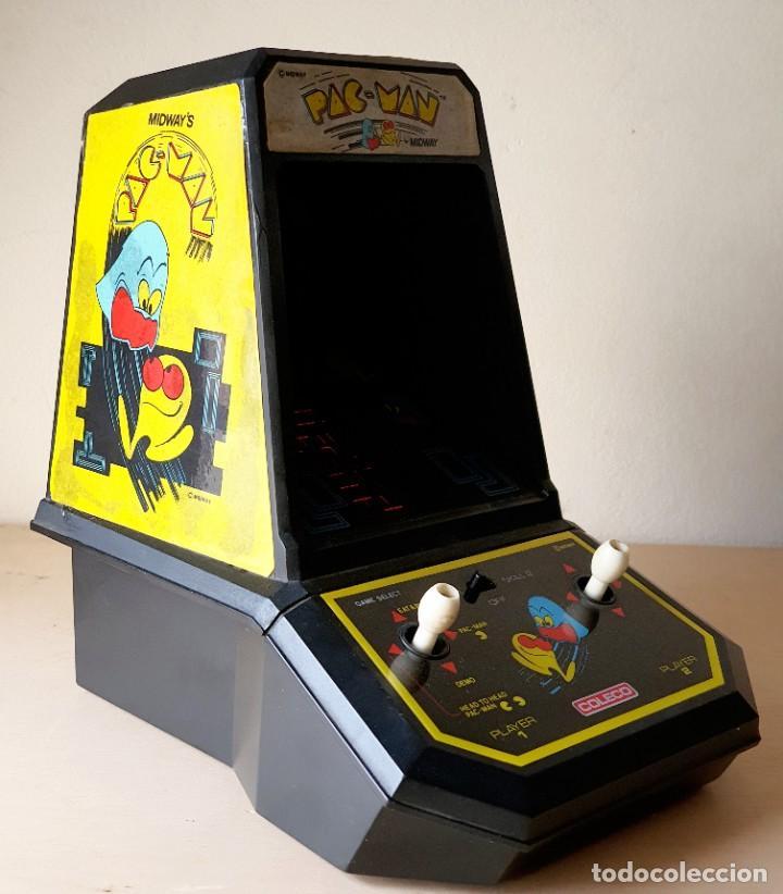 Videojuegos y Consolas: PAC - MAN *** FUNCIONA - Foto 2 - 200570508
