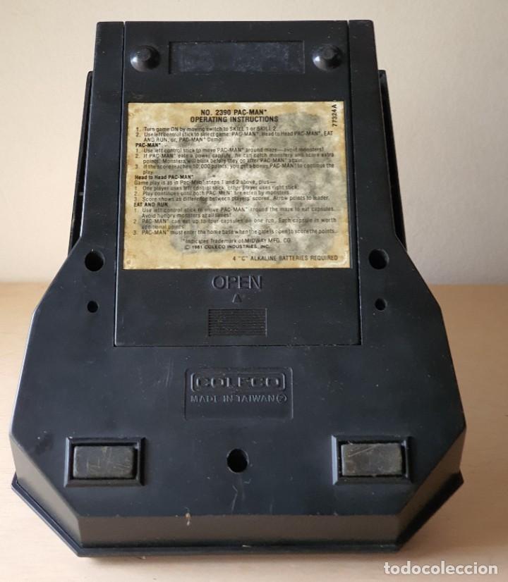 Videojuegos y Consolas: PAC - MAN *** FUNCIONA - Foto 5 - 200570508