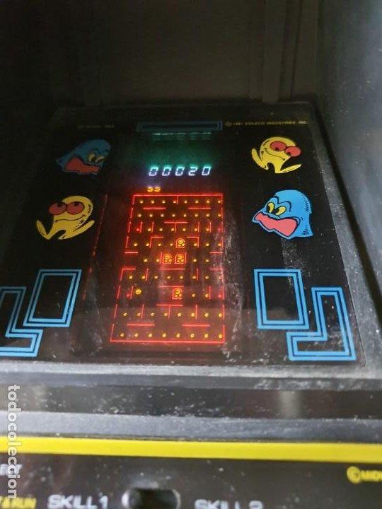 Videojuegos y Consolas: PAC - MAN *** FUNCIONA - Foto 8 - 200570508