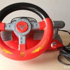 Videojuegos y Consolas: CARS 2 RACING VIDEO GAME - PLUS & PLAY - JAKKS PACIFIC 2011. Lote 200654572