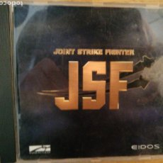 Videojuegos y Consolas: JOINT STRIKE FIGHTER. EIDOS, 1997.. Lote 201190862