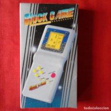 Videogiochi e Consoli: BLOCK GAME TETRIS AÑOS 90. NUEVA SIN USO. CAJA E INSTRUCCIONES ESPAÑOL E INGLÉS. Lote 213090432