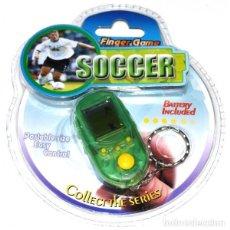 Videojuegos y Consolas: MINI GAME & WATCH SOCCER NUEVA PRECINTADA. Lote 263098550