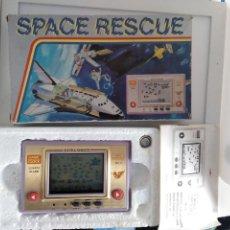 Videojuegos y Consolas: SPACE RESCUE MG-9 1983 EN CAJA NUEVO A ESTRENAR GAME WATCH EXTRA SCREEN. Lote 241741845