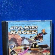 Videojuegos y Consolas: STAR WARS EPISODIO I RACER. Lote 202409871