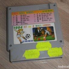 Videojuegos y Consolas: NES CLON NASA JUEGO 1994 BALL SERIES 11 IN 1. Lote 202773943