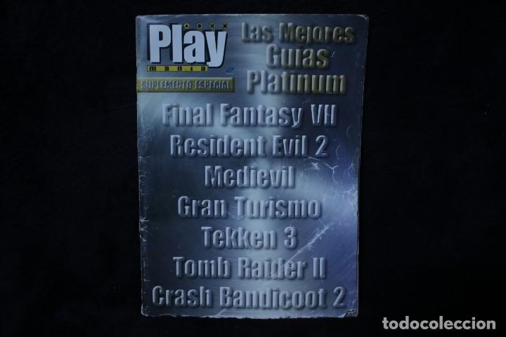 PLAY STATION 1 GUIAS (Juguetes - Videojuegos y Consolas - Otros descatalogados)