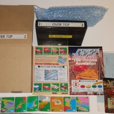 Videojuegos y Consolas: OVERTOP MVS KIT COMPLETO FULL KIT NO ES MATCHING SERIAL ARCADE NEO GEO OVER TOP. Lote 202962921