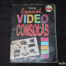 Videojuegos y Consolas: MICROMANIA ESPECIAL VIDEOCONSOLAS. Lote 203040385