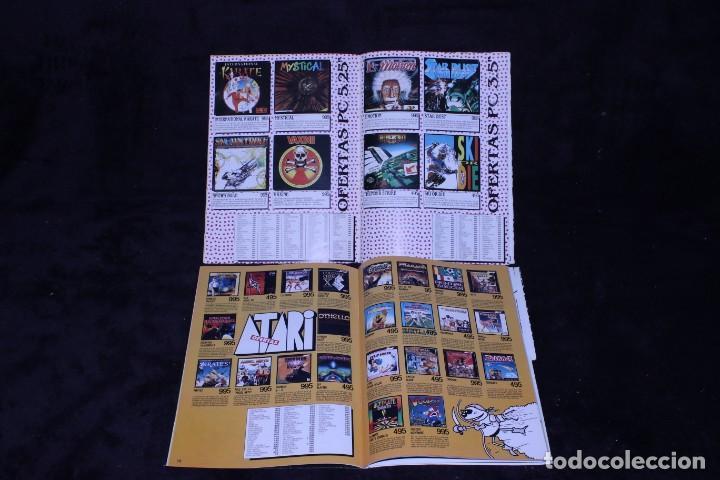 Videojuegos y Consolas: lote 2 catalogos telejuegos revista videojuegos retro arcade años 90 - Foto 3 - 203042372