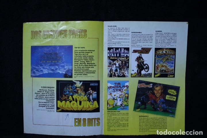Videojuegos y Consolas: catalogo erbe videojuegos retro arcade pc vintage años 90 - Foto 2 - 203043677