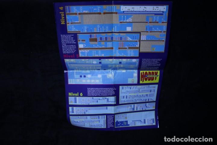 Videojuegos y Consolas: Hobby consolas poster castle of illusion retro arcade videojuegos años 90 vintage - Foto 2 - 203044883
