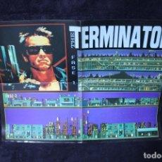 Videojuegos y Consolas: HOBBY CONSOLAS POSTER TERMINATOR RETRO ARCADE VIDEOJUEGOS AÑOS 90 VINTAGE. Lote 203044926
