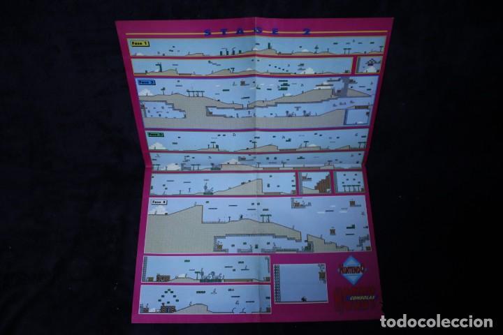 Videojuegos y Consolas: Hobby consolas poster bugs bunny blowout retro arcade videojuegos años 90 vintage - Foto 2 - 203044976