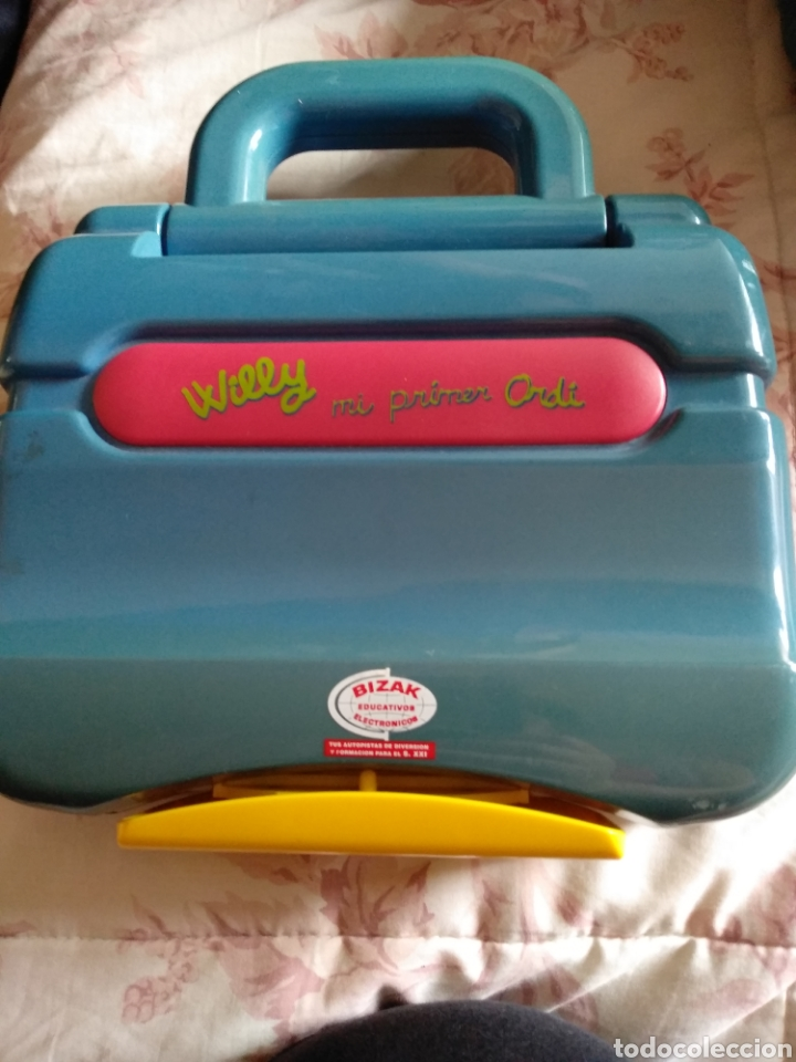 Videojuegos y Consolas: WILLY ordenador infantil BIZAK - Foto 2 - 203255050
