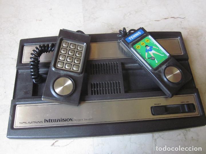 Videojuegos y Consolas: CONSOLA INTELLIVISION - Foto 2 - 203572877