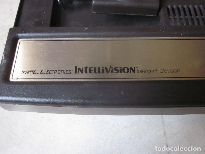 Videojuegos y Consolas: CONSOLA INTELLIVISION - Foto 3 - 203572877