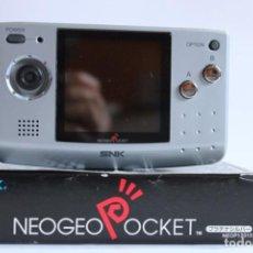 Videojuegos y Consolas: NEOGEO POCKET NEO GEO POCKET. Lote 204093766