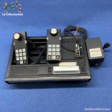Videojuegos y Consolas: CONSOLA CBS COLECO VISION VIDEO GAME HOME COMPUTER SYSTEM - AÑOS 80 - DESCATALOGADA CON DOS MANDOS. Lote 204681481