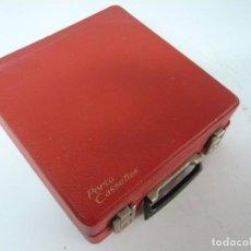 Videojuegos y Consolas: CAJA CONTENEDORA PARA 24 CASSETTES / CINTAS - SPECTRUM, AMSTRAD, MSX, COMMODORE. Lote 204702838