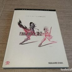 Jeux Vidéo et Consoles: GUÍA FINAL FANTASY XIII 2. SONY, PLAY STATION. Lote 204818338