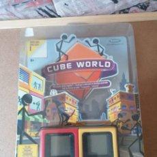 Videojuegos y Consolas: CUBE WORLD * NUEVO EN BLISTER SIN ABRIR ** 1º SERIE ** MATTEL. Lote 205318633