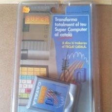 Videojuegos y Consolas: SUPER COMPUTER * EDUCA * CARTUCHO TRANSFORMA AL CATALAN * NEUVO EN BLISTER. Lote 205319583