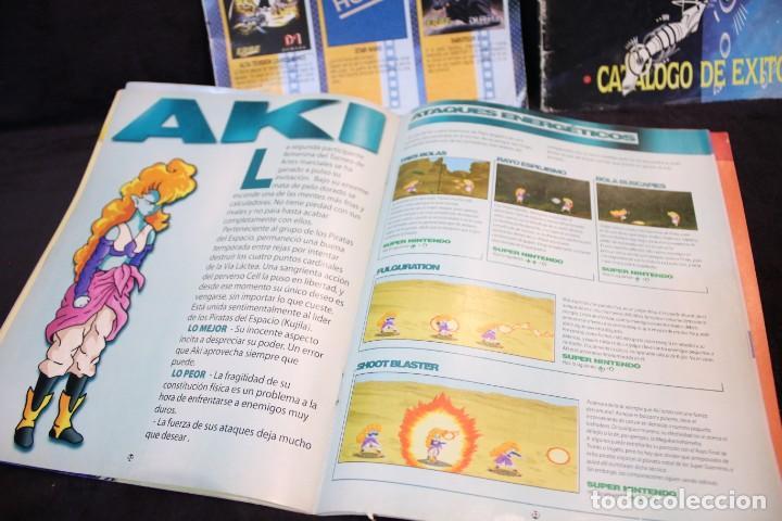 Videojuegos y Consolas: catalogos erbe y guia personajes dragon ball - Foto 4 - 205458617