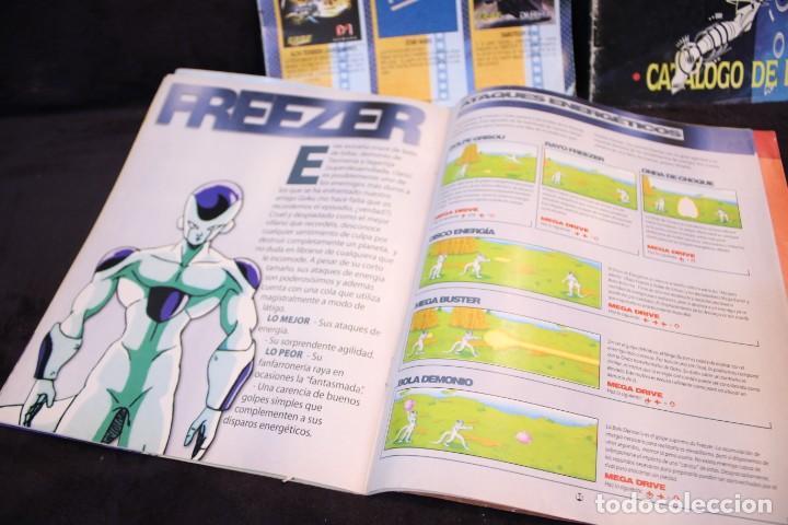 Videojuegos y Consolas: catalogos erbe y guia personajes dragon ball - Foto 5 - 205458617