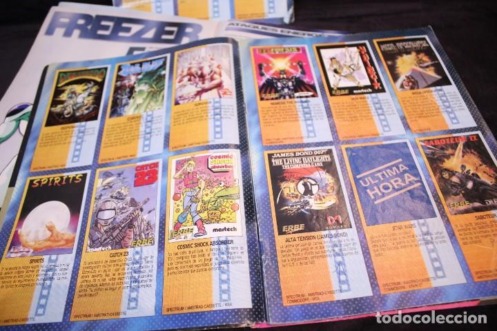 Videojuegos y Consolas: catalogos erbe y guia personajes dragon ball - Foto 9 - 205458617