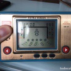 Videojuegos y Consolas: CONSOLA GOAL KEEPER FÚTBOL GAME CLOCK. Lote 205686943