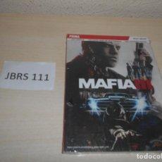 Videojuegos y Consolas: GUIA MAFIA III , PRECINTADA , CASTELLANO. Lote 205689765