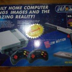 Videojuegos y Consolas: CONSOLA NS-90A ACTION SET NASA. Lote 205777722