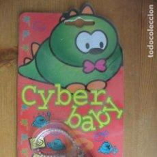 Videojuegos y Consolas: BLISTER TAMAGOCHI CYBER BABY MARCA IDEAL. AÑOS 90. COLOR BLANCO. Lote 205793402