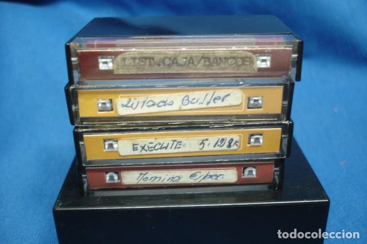 Videojuegos y Consolas: MINI CINTAS/ CASSETTES CON DOCUMENTACIÓN - 7 UNIDADES MÁS CAJA - Foto 4 - 183733348