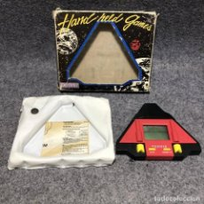 Videojuegos y Consolas: HAND HELD GAMES TENNIS CONSOLA LCD. Lote 206293190