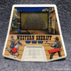 Videojuegos y Consolas: CASIO WESTERN SHERIFF CONSOLA LCD. Lote 206293276