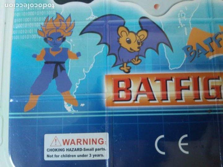 Videojuegos y Consolas: Bat Shape Game Player Maquinita con forma de murciélago no Batman En blister sin abrir - Foto 15 - 206324893