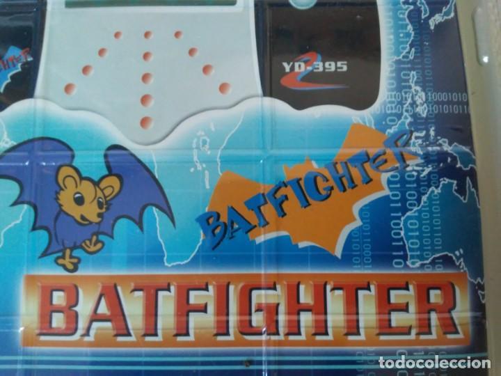 Videojuegos y Consolas: Bat Shape Game Player Maquinita con forma de murciélago no Batman En blister sin abrir - Foto 16 - 206324893